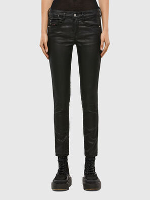 D-Ollies JoggJeans® 069QJ, Nero/Grigio scuro - Jeans