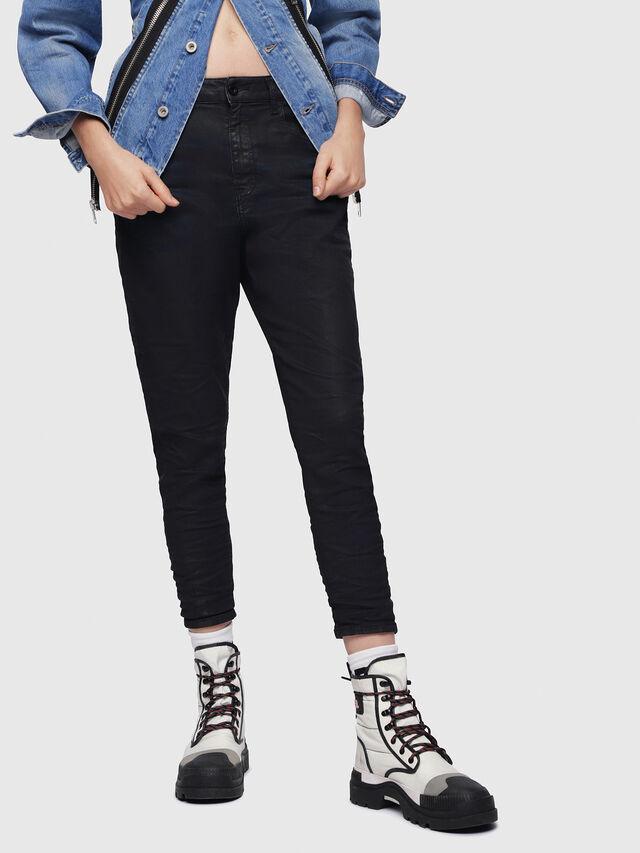 Diesel - Candys JoggJeans 0688U, Blu Scuro - Jeans - Image 1