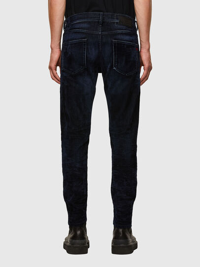 Diesel - D-Strukt 0091U, Blu Scuro - Jeans - Image 2
