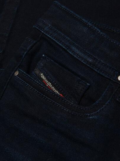 Diesel - LOWLEEH-J-N, Blu Scuro - Jeans - Image 3