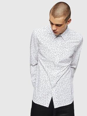 S-VEN-NAIL, Bianco - Camicie