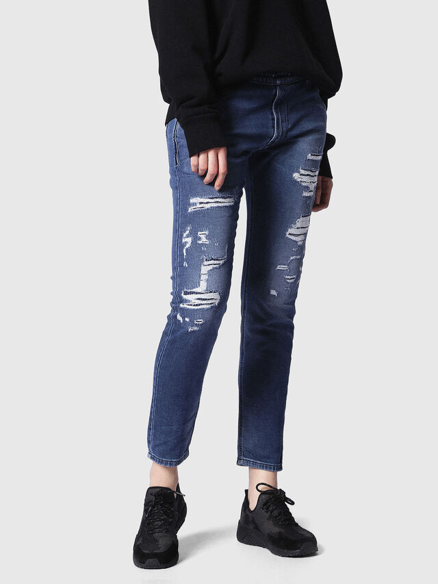 KRAILEY R JOGGJEANS 084MG, Blu Jeans