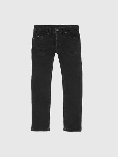 Diesel - THOMMER-J JOGGJEANS, Nero - Jeans - Image 1