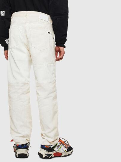 Diesel - D-Macs 009BA, Bianco - Jeans - Image 2