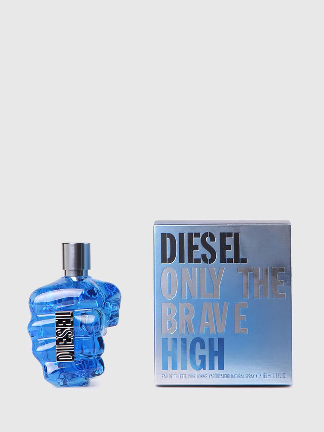 ONLY THE BRAVE HIGH  125ML, Blu