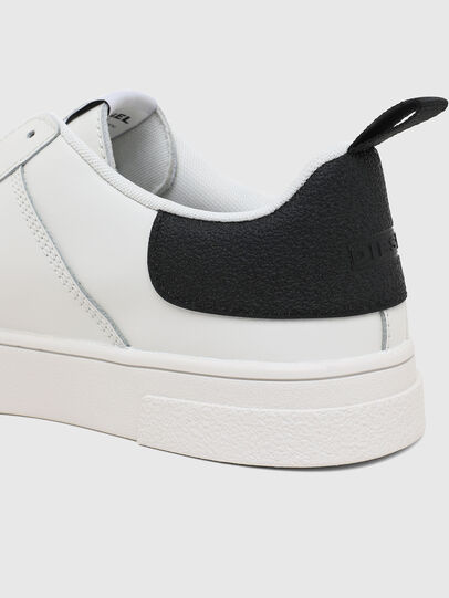 Diesel - S-CLEVER SO, Bianco/Nero - Sneakers - Image 5