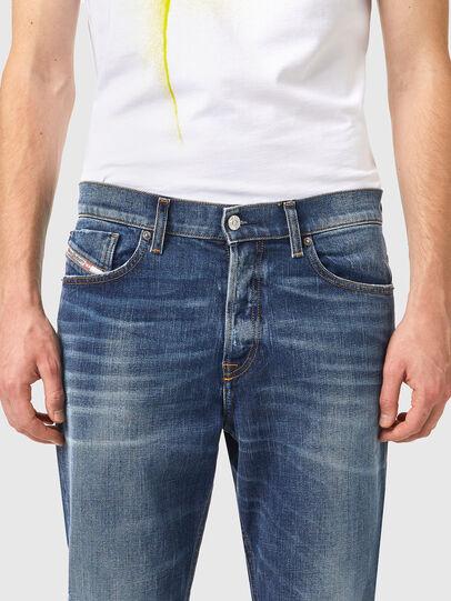 Diesel - D-Fining 09A92, Blu medio - Jeans - Image 3