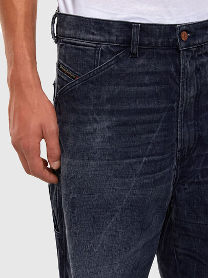 Diesel - D-Franky 009IY, Blu Scuro - Jeans - Image 3