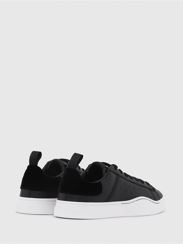 Diesel - S-CLEVER LOW W, Nero - Sneakers - Image 3
