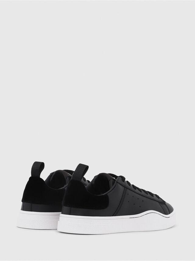 Diesel - S-CLEVER LOW W, Nero - Sneakers - Image 3