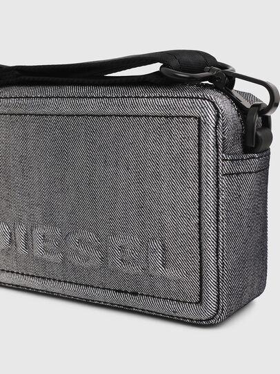 Diesel - ROSA', Grigio - Borse a tracolla - Image 5