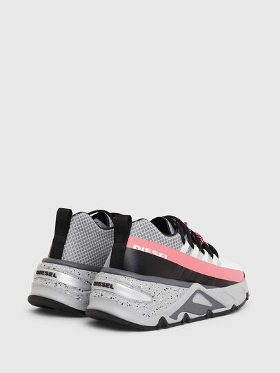Diesel - S-HERBY SB, Grigio/Nero - Sneakers - Image 3