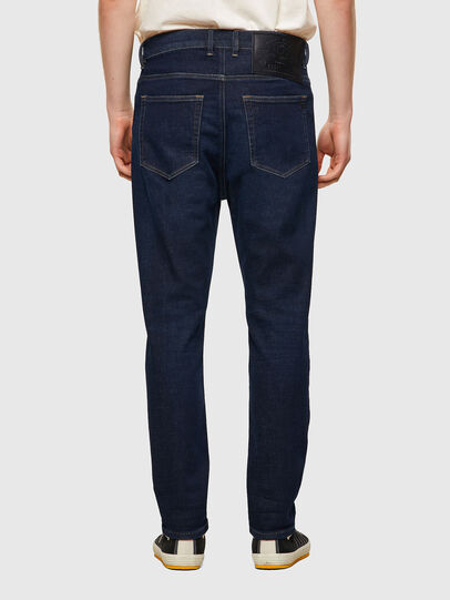 Diesel - D-VIDER JoggJeans® Z69VI, Blu Scuro - Jeans - Image 2