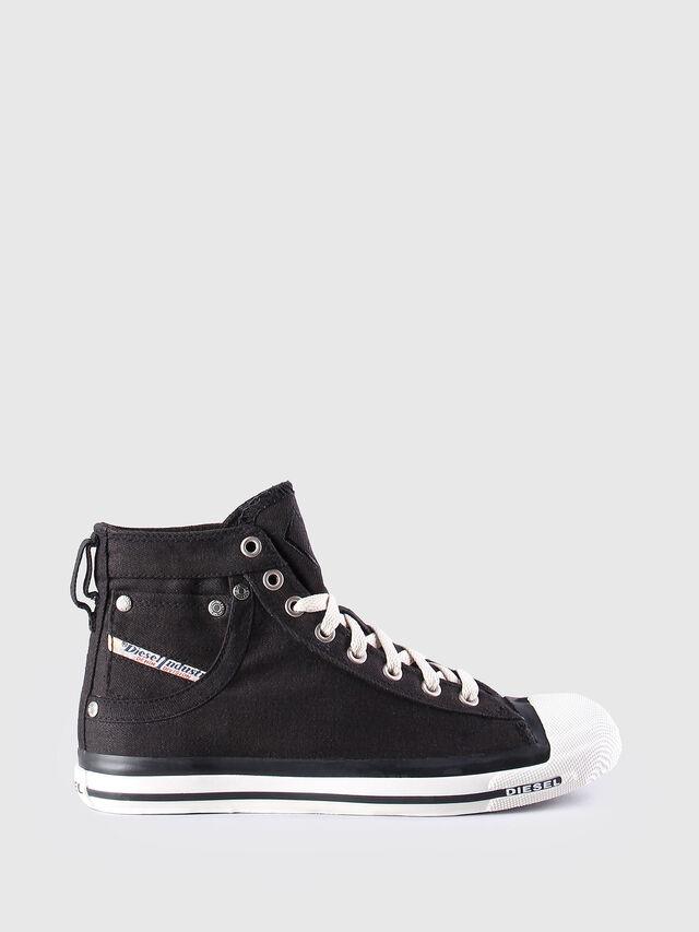 Diesel - EXPOSURE W, Nero/Bianco - Sneakers - Image 1