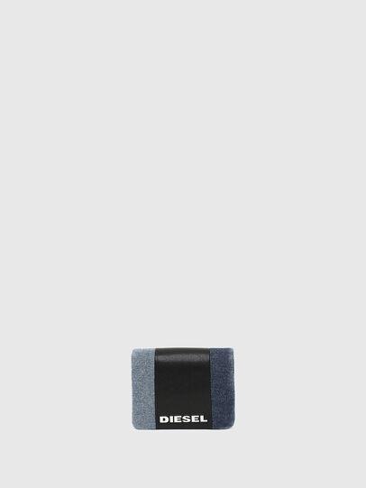 Diesel - BUSINESS SH, Blu - Portafogli Piccoli - Image 1