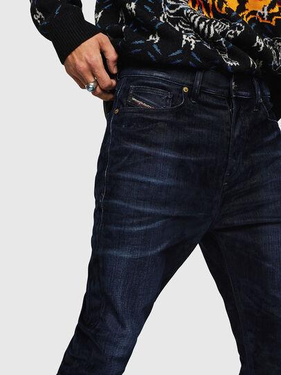 Diesel - D-Vider 0091U, Blu Scuro - Jeans - Image 4