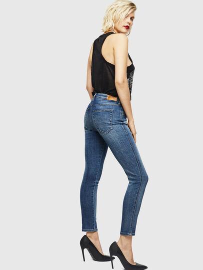 Diesel - Babhila 0098Z, Blu medio - Jeans - Image 6
