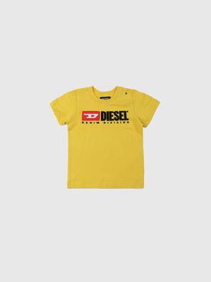 TJUSTDIVISIONB, Giallo - T-shirts e Tops