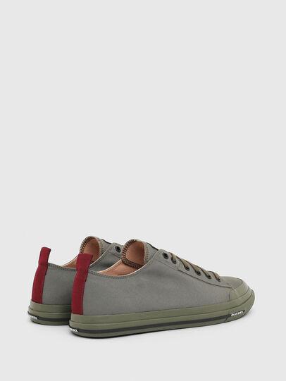 Diesel - S-ASTICO LOW CUT, Grigio scuro - Sneakers - Image 3
