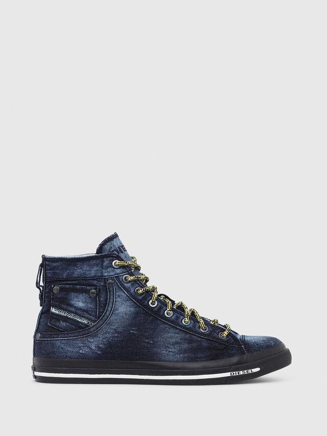 Diesel - EXPOSURE I, Blu Jeans - Sneakers - Image 1