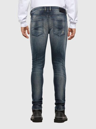Diesel - Sleenker 069NI, Blu Scuro - Jeans - Image 2