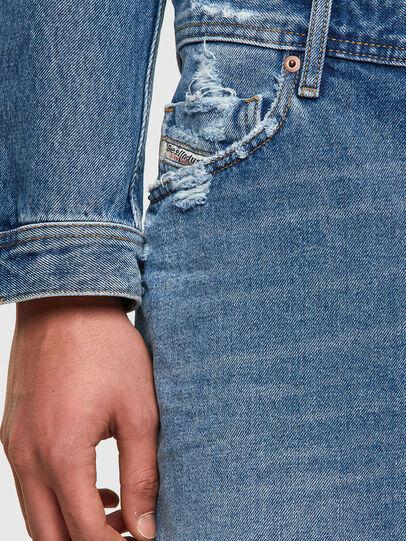 Diesel - D-WILLOH-X, Blu Chiaro - Shorts - Image 4