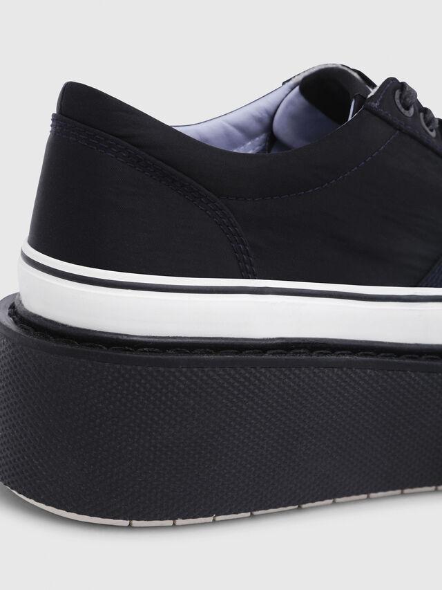 Diesel - H-SCIROCCO LOW, Nero - Sneakers - Image 6