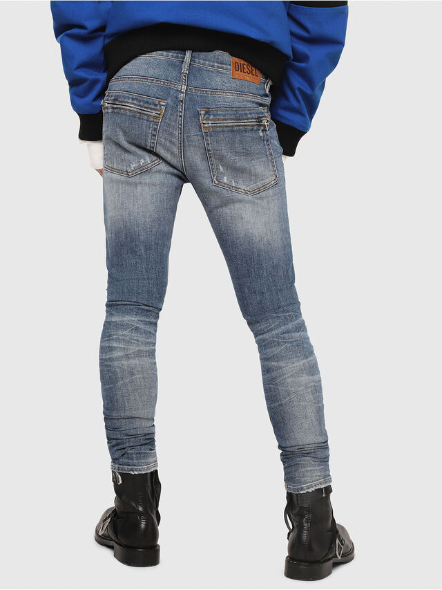 Diesel - D-Amny 086AN, Blu medio - Jeans - Image 2
