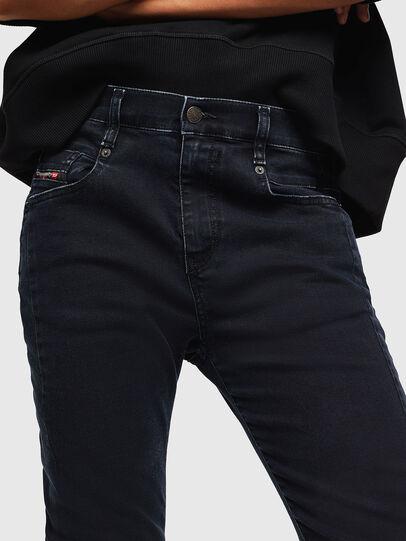 Diesel - Fayza 069GL, Blu Scuro - Jeans - Image 3