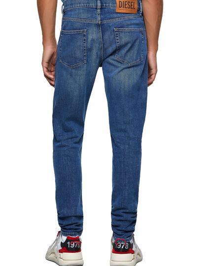 Diesel - D-Strukt 09A80, Blu medio - Jeans - Image 2
