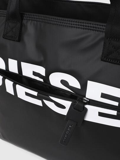 Diesel - F-BOLD SHOPPER II, Nero - Shopper e Borse a Spalla - Image 4