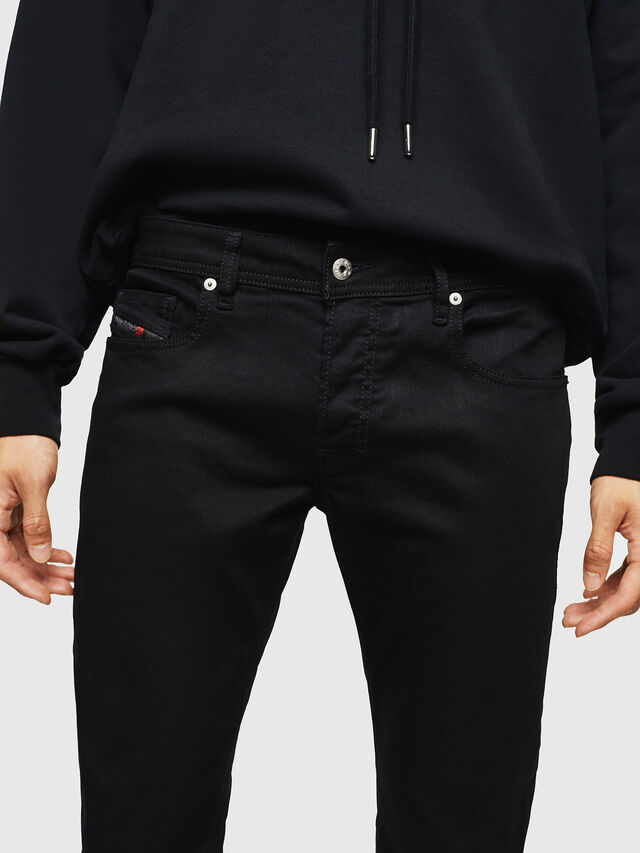 ZATINY 0688H, Nero Jeans