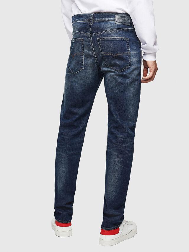 Diesel Buster 0853R, Blu Scuro - Jeans - Image 2