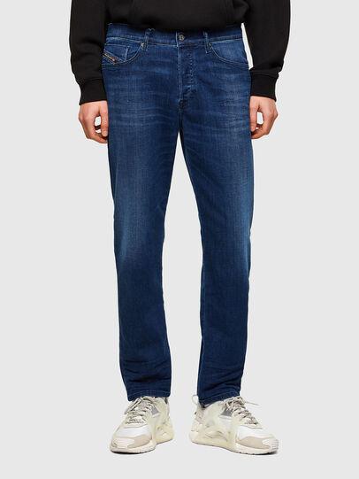 Diesel - D-Fining 069SF, Blu Scuro - Jeans - Image 1