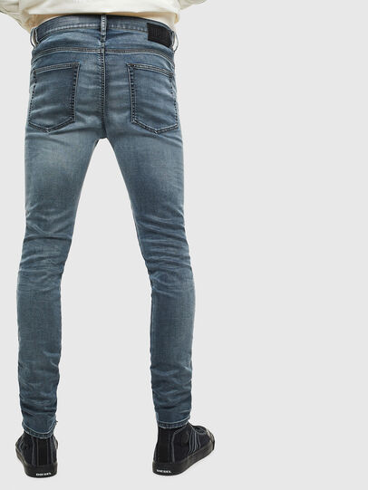 Diesel - D-Reeft JoggJeans 069LT, Blu Scuro - Jeans - Image 2