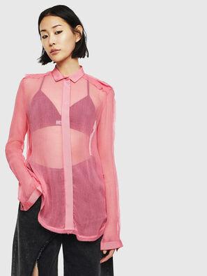 C-RAILY-ROUCHE, Rosa - Camicie