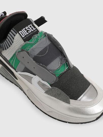 Diesel - S-BRENTHA DEC, Grigio - Sneakers - Image 4
