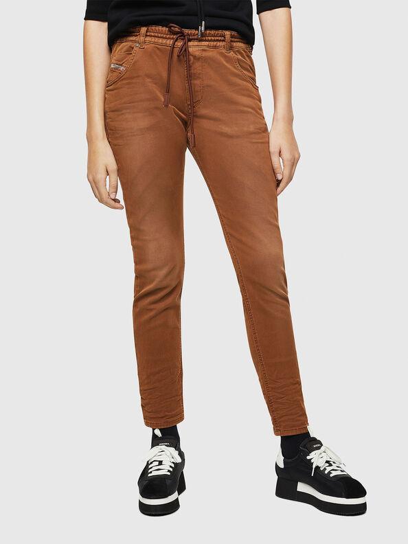 Krailey JoggJeans 0670M, Marrone - Jeans
