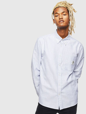 S-JAMES-A, Bianco - Camicie