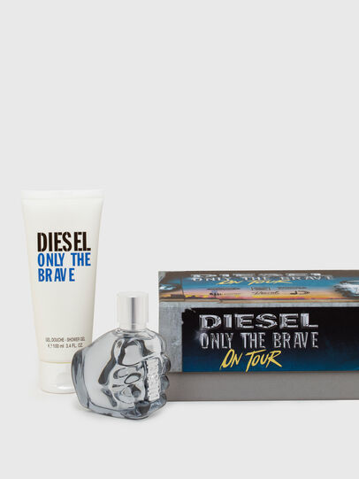 Diesel - ONLY THE BRAVE 50 ML GIFT SET, Azzurro - Only The Brave - Image 1