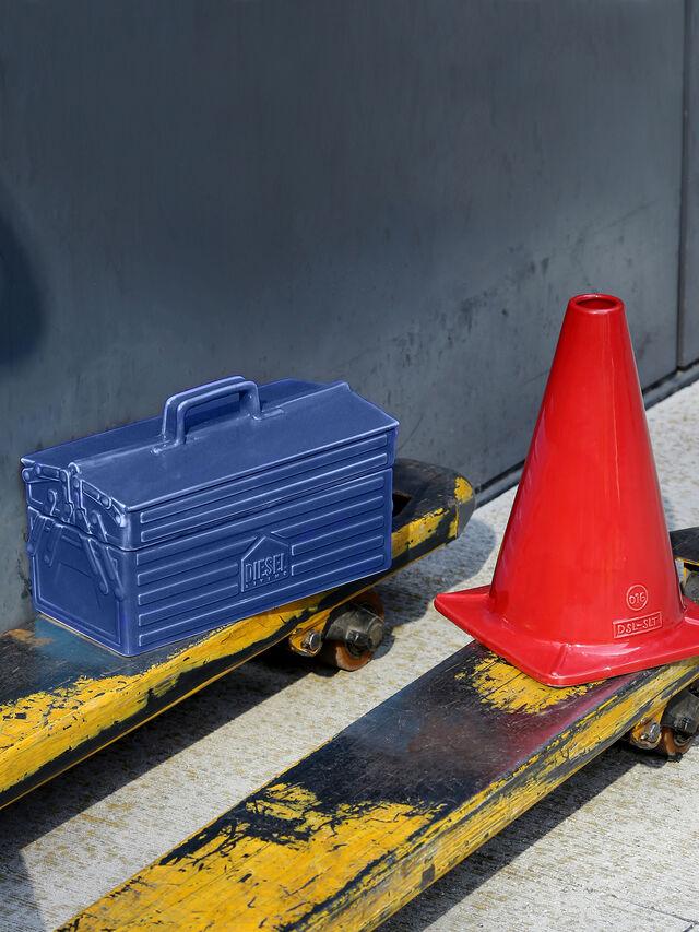 Diesel - 11055 WORK IS OVER, Rosso Fuoco - Accessori casa - Image 4