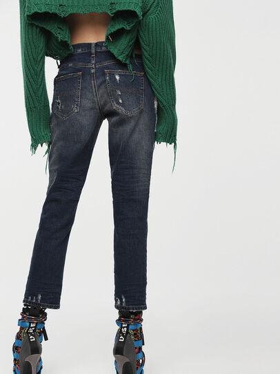 Diesel - Belthy Ankle 084YY, Blu Scuro - Jeans - Image 2