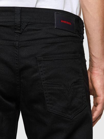 Diesel - Larkee-Beex 0688H, Nero/Grigio scuro - Jeans - Image 4