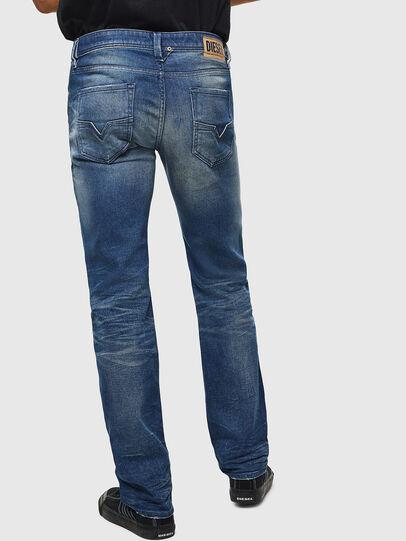 Diesel - Larkee 0090D, Blu medio - Jeans - Image 2