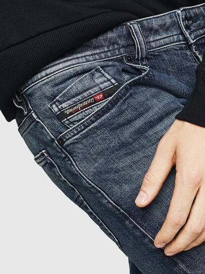 Diesel - Buster 084AS, Blu Scuro - Jeans - Image 3
