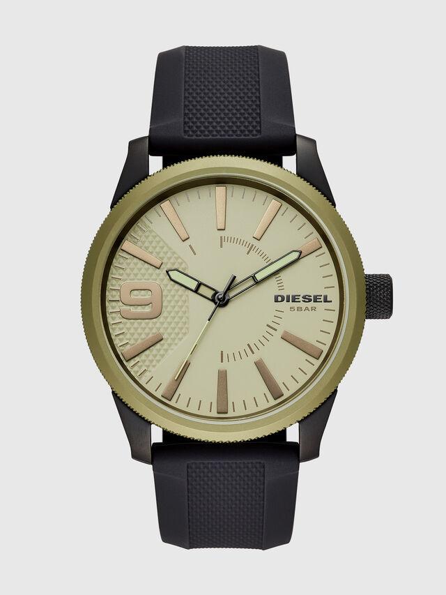 Diesel - DZ1875, Nero/Verde - Orologi - Image 1