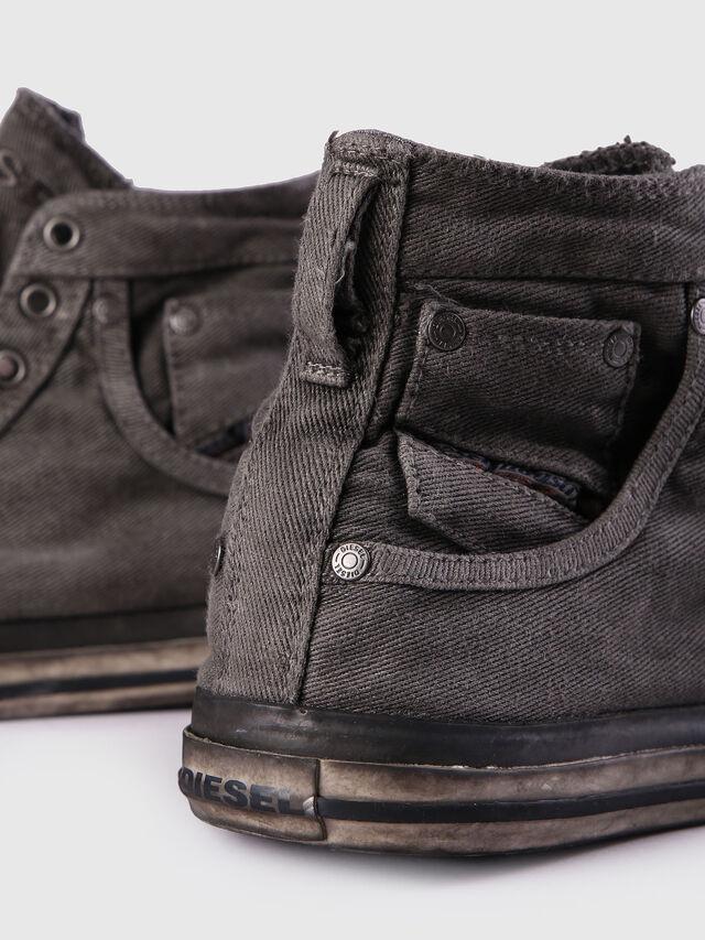 Diesel - EXPOSURE I, Grigio Metallizzato - Sneakers - Image 5