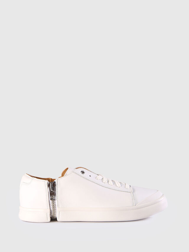 Diesel - S-NENTISH LOW, Bianco - Sneakers - Image 1