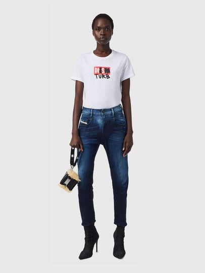 Diesel - Fayza JoggJeans® 069XX, Blu Scuro - Jeans - Image 5