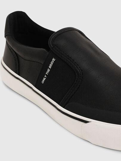 Diesel - S-FLIP SO, Nero - Sneakers - Image 4